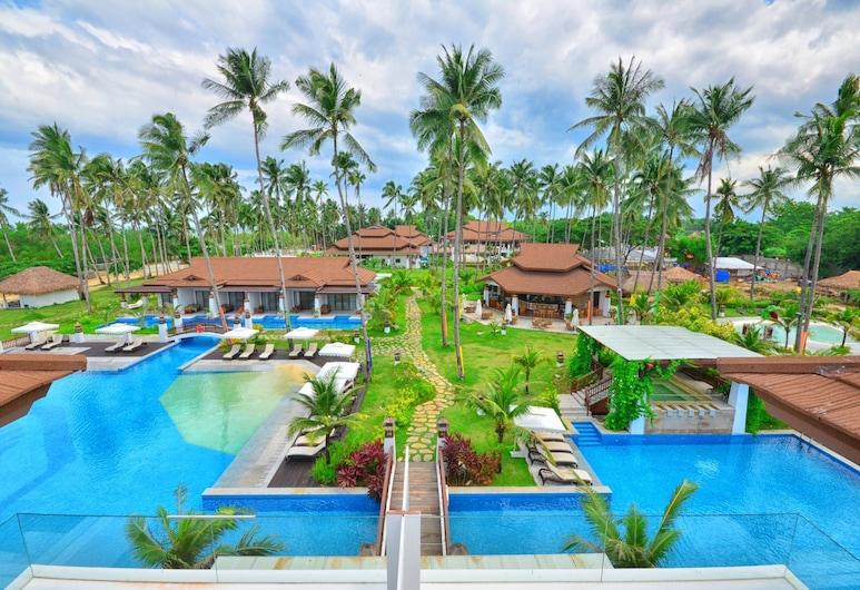 Princesa Garden Island Resort and Spa, Puerto Princesa, Havuz