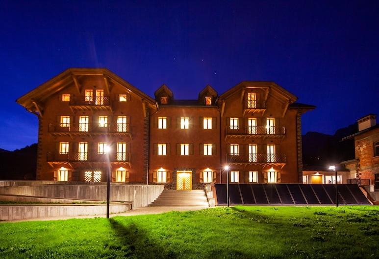 Lumen - Casa per Ferie, Falcade, Pročelje hotela – navečer/po noći