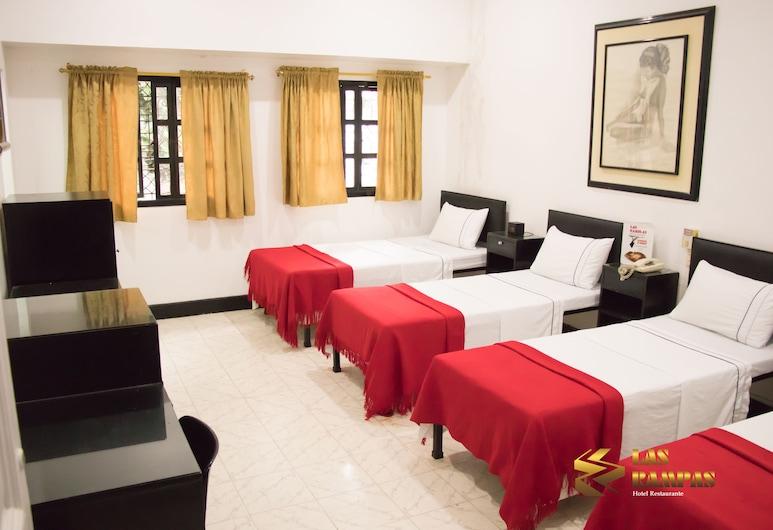 Hotel Las Rampas, Medellin, Quadruple Room, Guest Room
