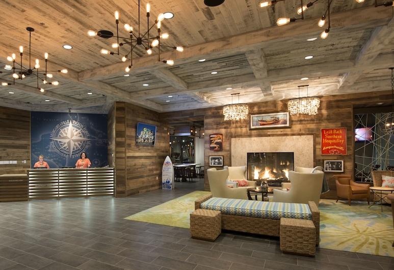 Margaritaville Island Hotel, Pigeon Forge, Reception