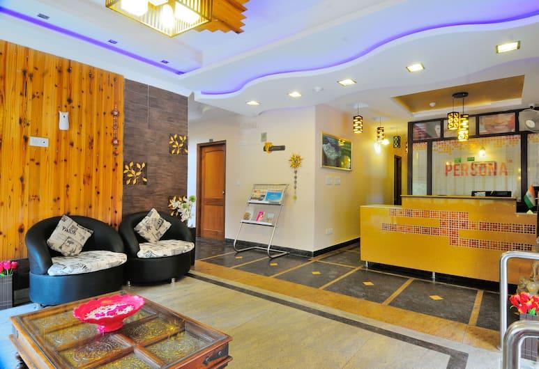 Hotel Persona International, New Delhi, Lobby Lounge