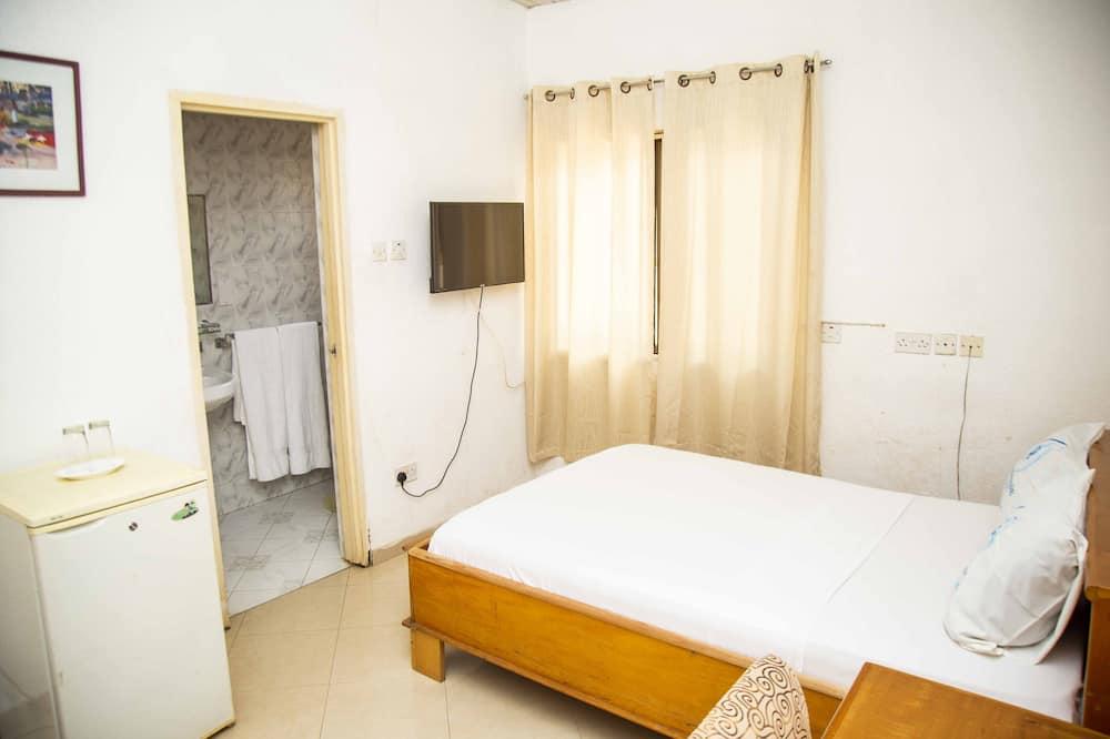 Executive Single Room - Living Area