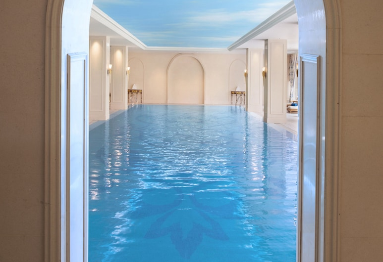 The Azure Qiantang, a Luxury Collection Hotel, Hangzhou, Hangzhou, Piscina Interior