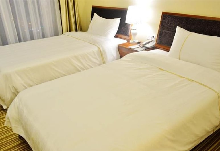 Enjoy Private Apartment Hotel Lucky City, Foshan, Kambarys