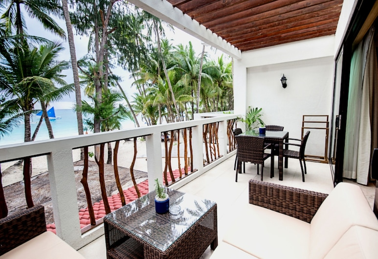 ヴィラ カエミラ ビーチ ブティック ホテル, Boracay Island, Family Suite, 部屋からの眺望
