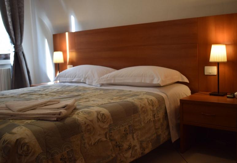 Hotel Dalmazia, Florence, Chambre Double ou avec lits jumeaux, salle de bains privée, Chambre
