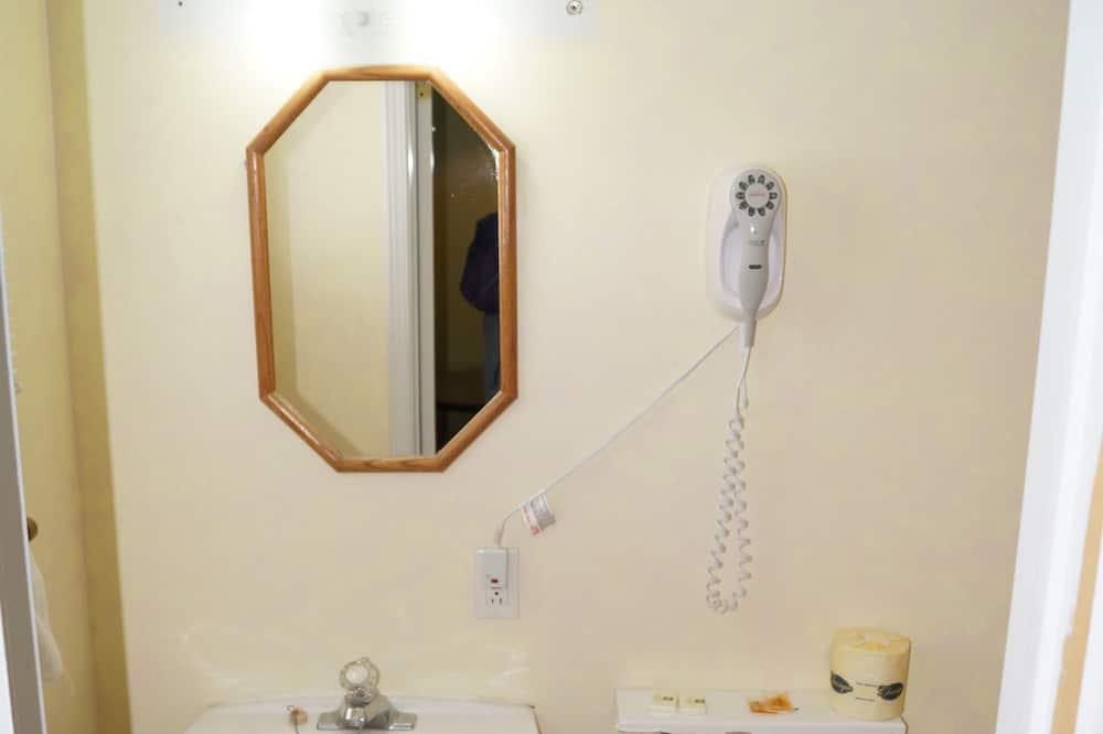 Double Room, 2 Katil Kelamin (Double), Non Smoking - Bilik mandi
