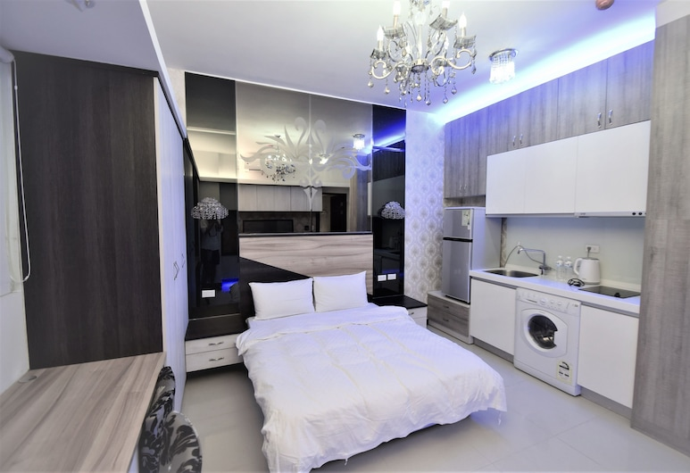 Inn Cube Ximen, Taipei, Deluxe Double Room, Annex Building (16:00 Check in 12:00 Check out), Guest Room