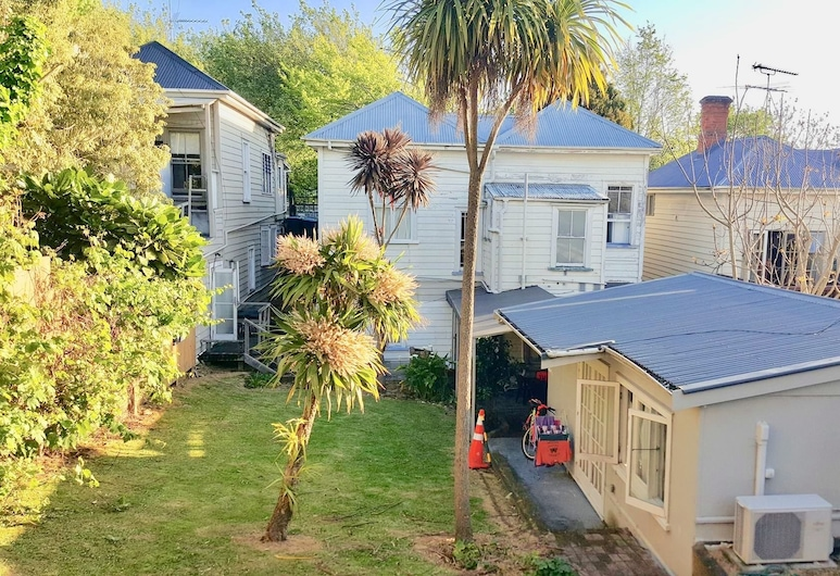Freemans Backpackers Lodge - Hostel, Auckland, Jardin
