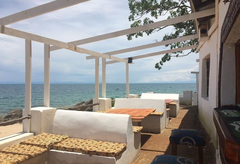 Njaya Lodge, Nkhata Bay, Outdoor Dining