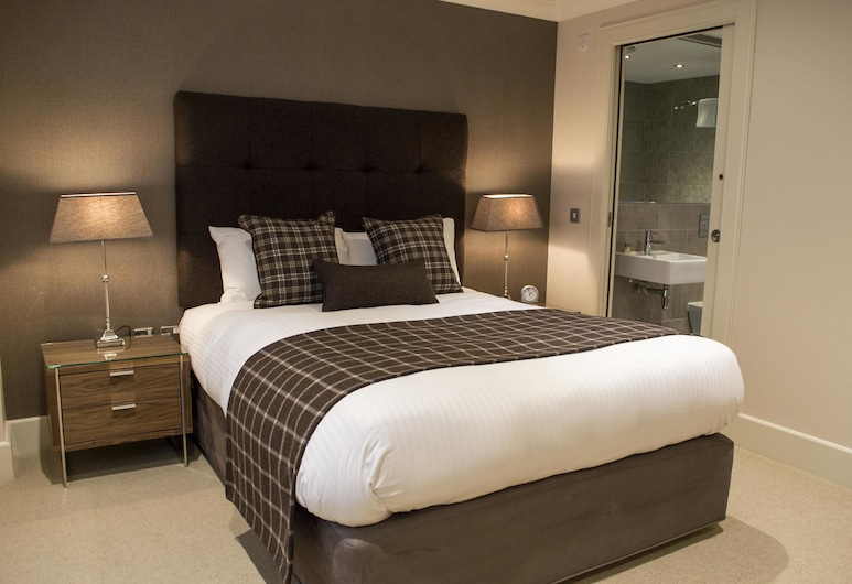 Dreamhouse at Blythswood Apartments Glasgow, Glasgow, Apartment, 2 Bedrooms (2 Bathrooms), Room