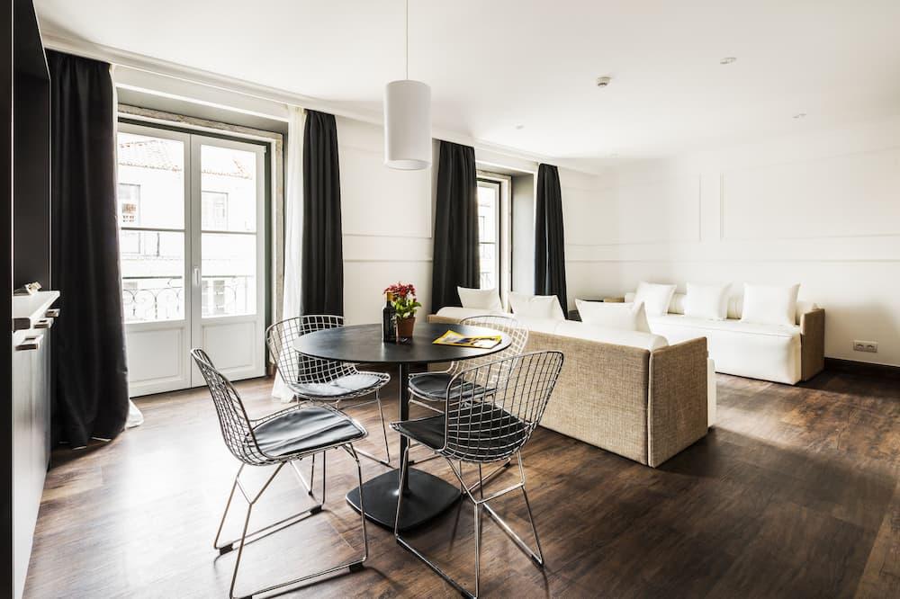Apartamento, 1 Quarto (4) - Área de Estar