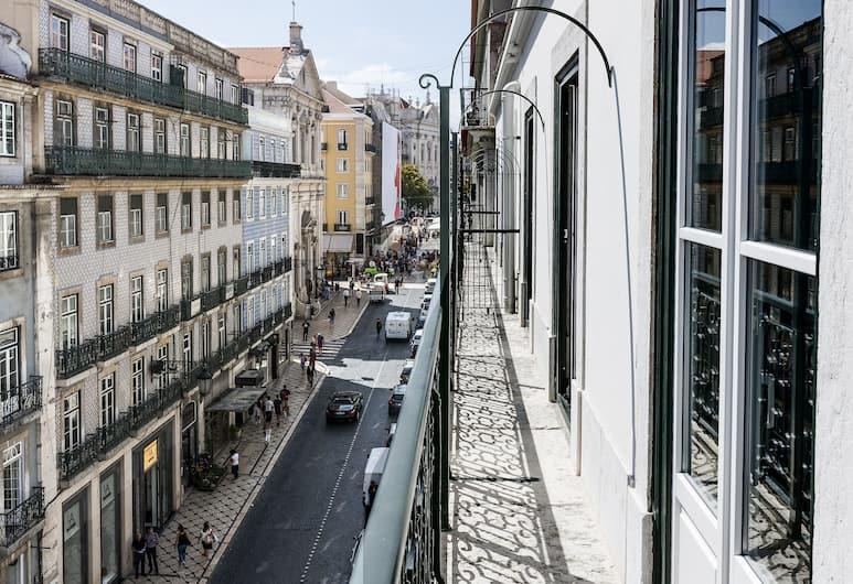 Garrett 48 Apartments, Lisbon, Pandangan dari hartanah
