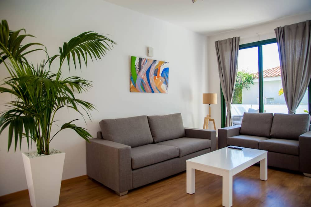 Exclusive Townhome, 2 Bedrooms, Ocean View - Ruang Tamu