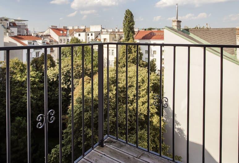 Hahn Boarding Vienna City, Wenen, Uitzicht vanuit de accommodatie