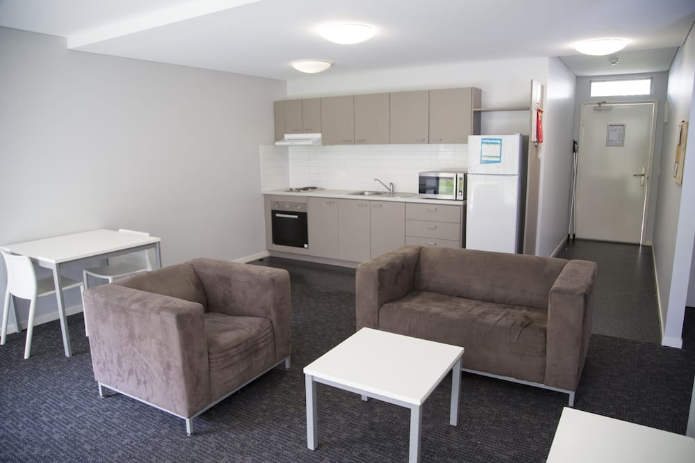 Two Bedroom Unit - Living Area
