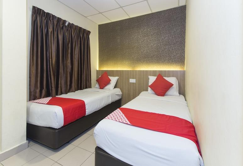 Dragon Inn Premium Hotel, Kvala Lumpūras, Liukso klasės dvivietis kambarys (2 viengulės lovos), Svečių kambarys