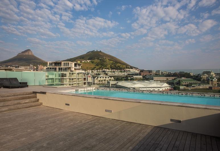 Harbour Bridge Luxury Apartments, Cape Town, Outdoor Pool