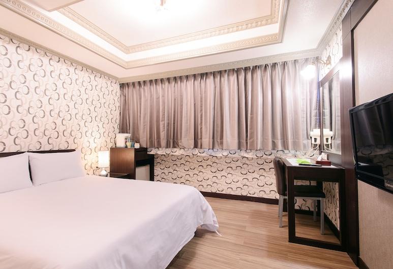 Taichung Kiwi Express Hotel-MRT Zhongqing(Feng Jia Branch 2), Taichung, Luxury Double Room, Guest Room