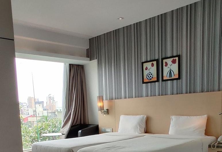 Landmark Residency, Mumbai, Deluxe Room, Guest Room