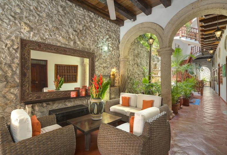 Hotel Casa del Curato, Cartagena