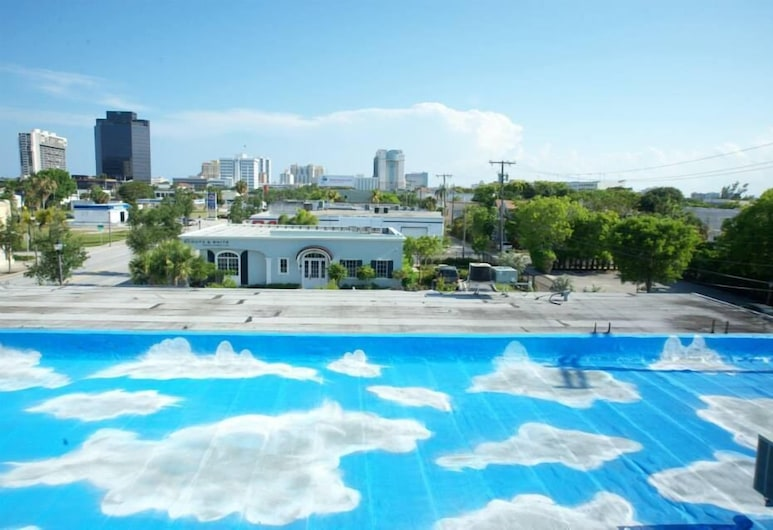 The Upper Level - A Hotel Alternative, West Palm Beach, Vaizdas iš viešbučio