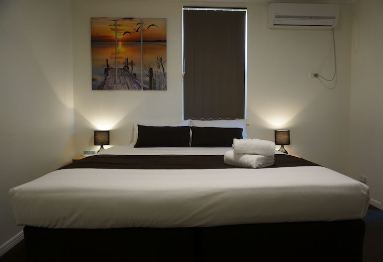 The Cliff House, Kangaroo Point, Guest Room