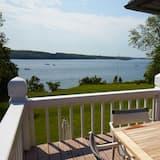 Romantični suite, terasa, pogled na more - Balkon