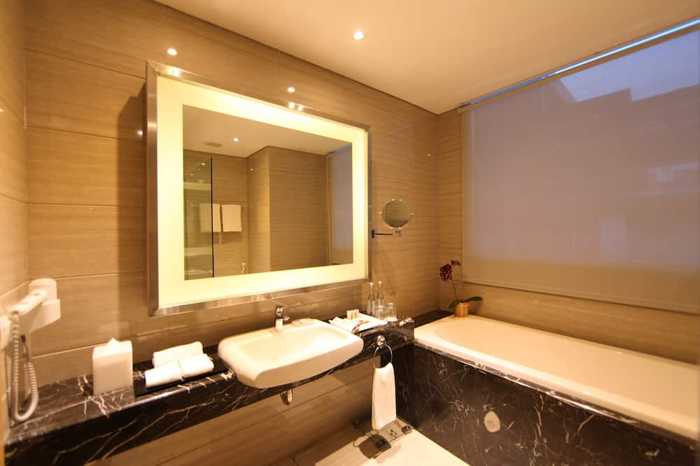 Premier İki Ayrı Yataklı Oda - Banyo