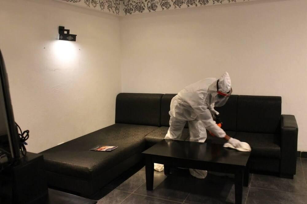Club Room - Living Area