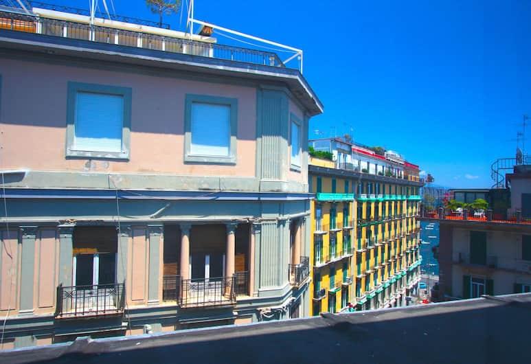 Megaride Santa Lucia, Napoli, Utsikt fra hotellet