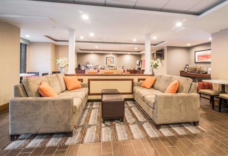 Comfort Inn & Suites Brattleboro I-91, ברטלבורו, לובי