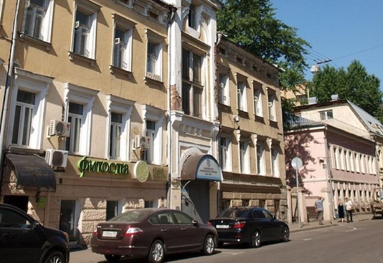 Mini Hotel Chistoprudniy, Maskva, Viešbučio fasadas