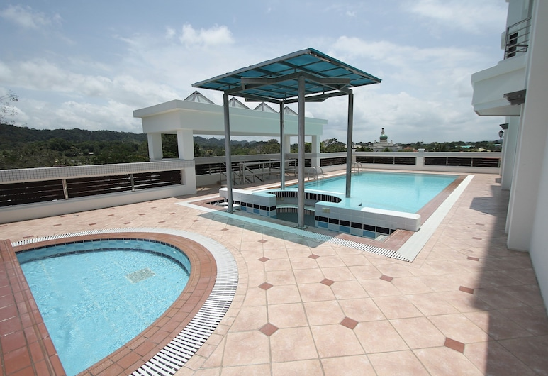 Parkview Hotel, Jerudong, Children's Pool