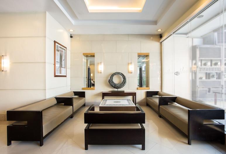 Vieve Hotel, Manila, Lobby Sitting Area