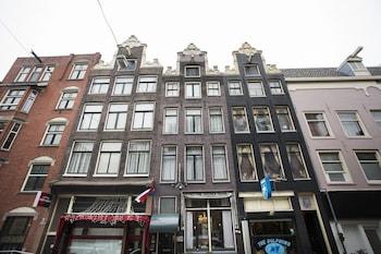 Selline näeb välja Quentin Hotel Golden Bear, Amsterdam