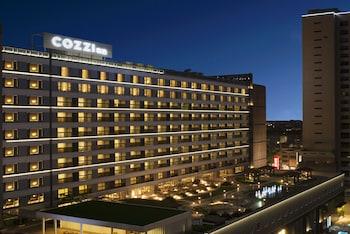 A(z) HOTEL COZZI Ximen Tainan hotel fényképe itt: Tainan