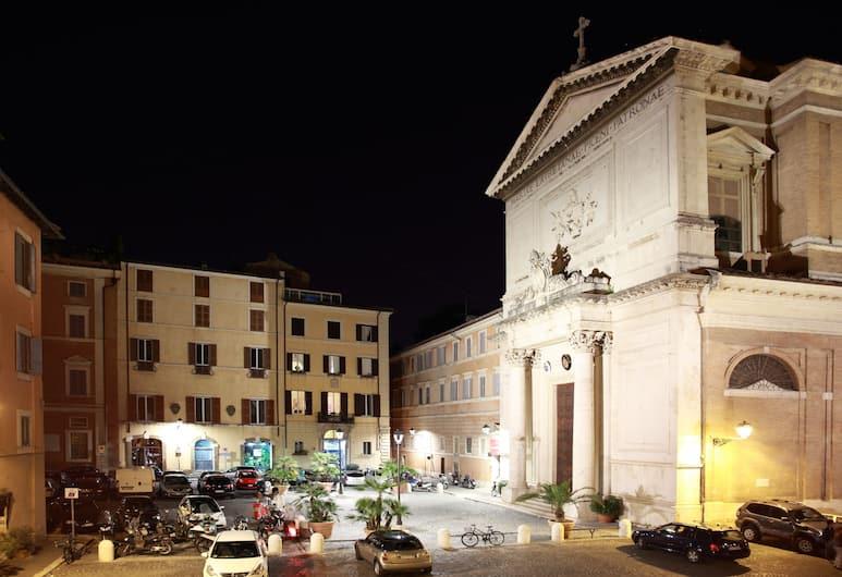 Coronari Courtyard, Rom, Udsigt fra hotellet
