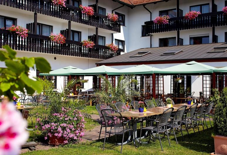 Hotel Sonnenhof Dietzenbach, Dietzenbach, Terrenos del establecimiento