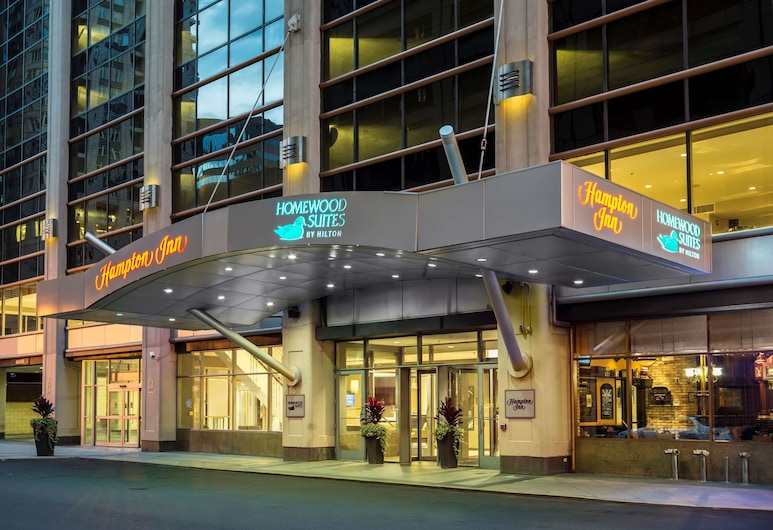 Homewood Suites by Hilton Chicago Downtown/Magnificent Mile, Chicago, Buitenkant