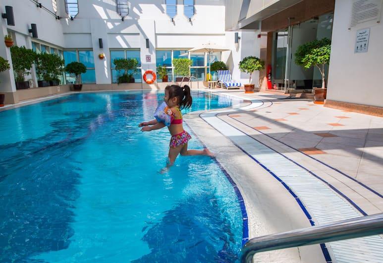 Majlis Grand Mercure Residence Abu Dhabi, Abu Dhabi, Utomhuspool