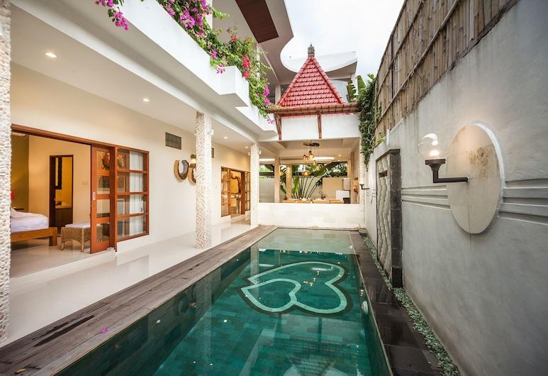 Maha Residence Guest House, Jimbaran, Baseinas