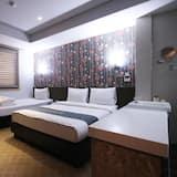Номер с 2 односпальными кроватями (Extra person fee: KRW 10,000) - Номер