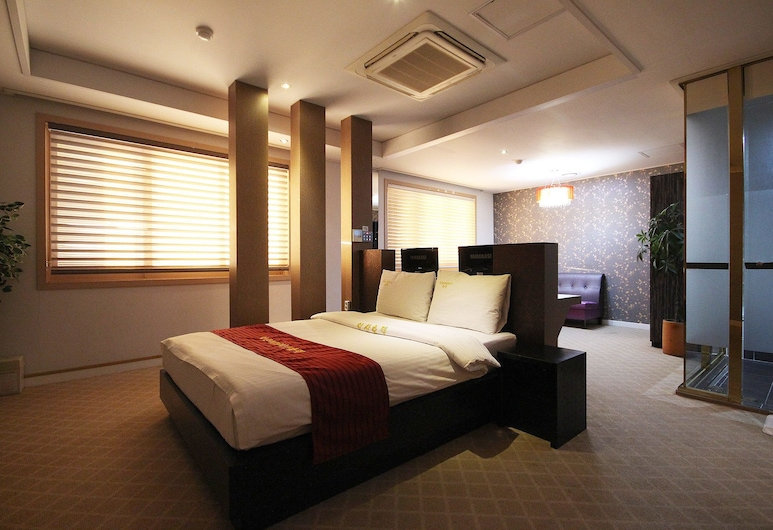 Apsan Business Hotel, Daegu
