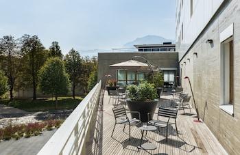 Grenoble — zdjęcie hotelu OKKO Hotels Grenoble Jardin Hoche