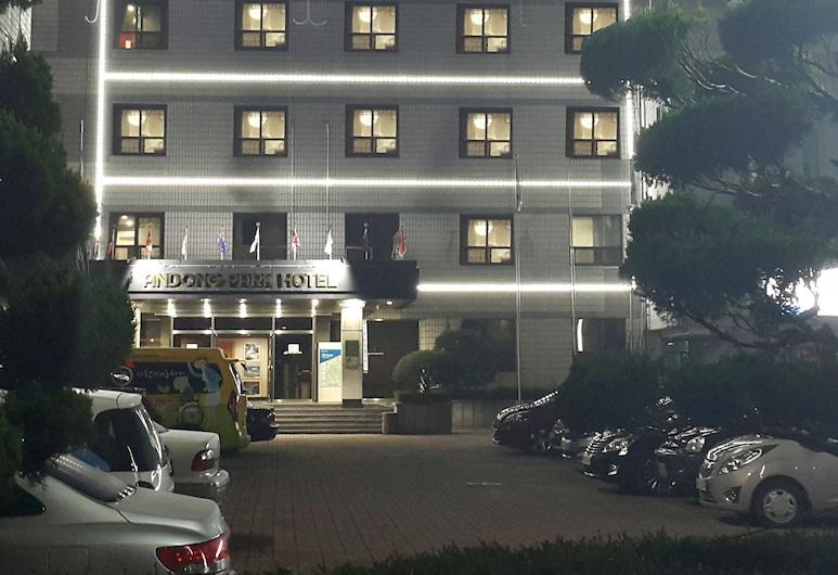 Andong Park Hotel, Andong, Pohľad na hotel