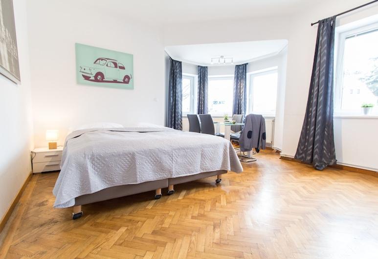 CheckVienna - Apartment Veitingergasse, Viena, Apartamento, 2 quartos, Quarto
