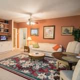 平房, 1 張特大雙人床 - 客廳