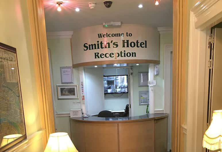 Smiths Hotel, Glasgow, Reception