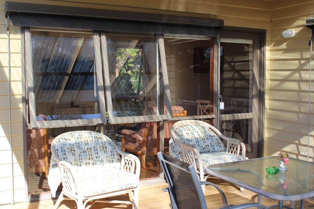 Apartman, 1 spavaća soba - Balkon